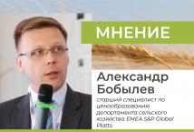 Мировой рынок зерновых культур в 2021/22 МГ: в ожидании высокой конкуренции – Platts