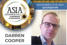Старший экономист IGC - спикер Asia Grains&Oils Conference in Qazaqstan