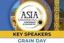 Asia Grains&Oils Conferencein Qazaqstan: ключевые темы и спикеры зернового дня