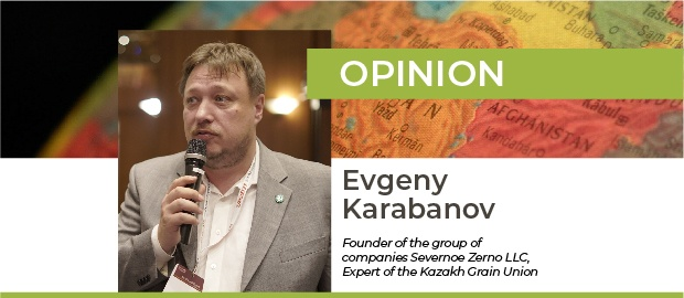 There is a big question mark over the further food supply to Afghanistan - Evgeny Karabanov