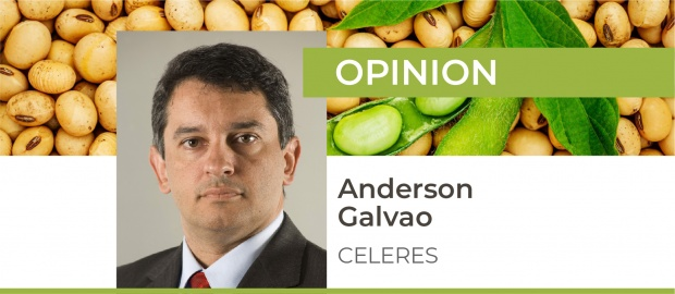 Weather in South America may play the wild card in 2021/22 MY and bring more volatility to the market - Anderson Galvao