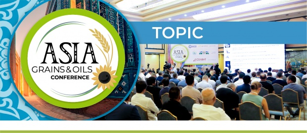 Asia Grains&Oils Conference in Tashkent 2021: metting full of sun!